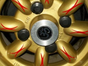 George's Wheel