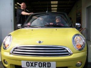 Oxford Mini