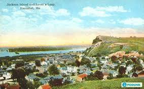 Postcard Hannibal