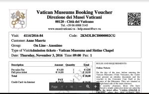 vatican-ticket