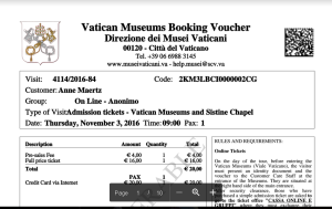 vatican-ticket