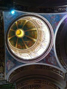 church-dome